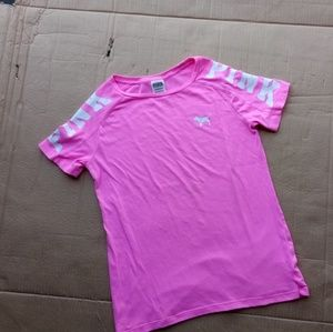 VS PINK t-shirt cute 💝💝💝💝